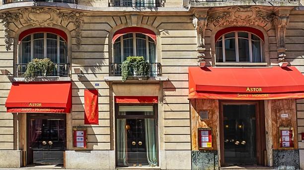 L'Astor - Hôtel Astor Facade
