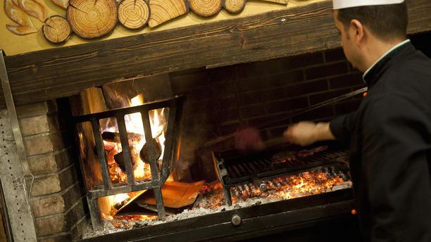BBQ BIBIKIU ROMA griglia