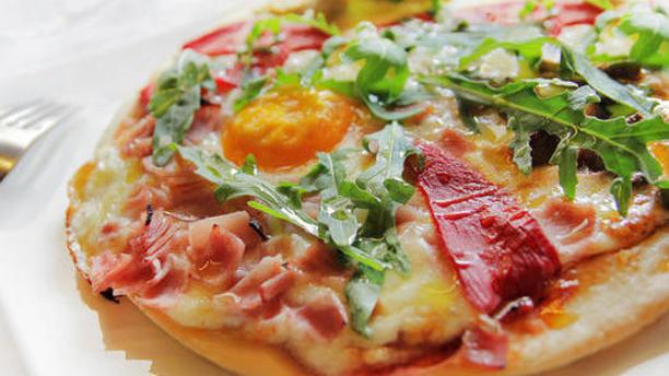 Sobborghi Pizzeria al trancio Genérica