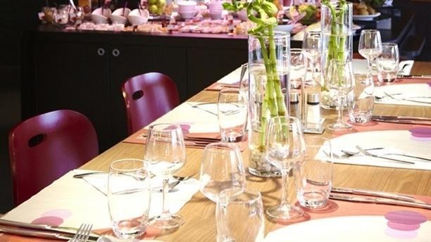 Le restaurant Campanile Le Blanc-Mesnil Vue de la salle
