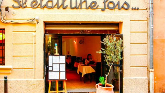 Entrée - Il Était une Fois..., Aix-en-Provence