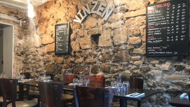 Vinzen - Restaurant - Vincennes