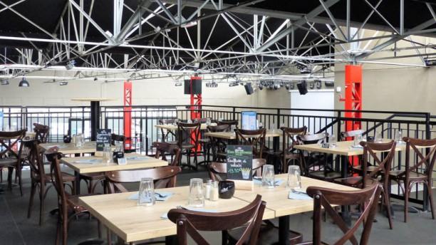 Gormen's Café Vue de la salle