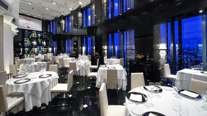 Restaurante noche - Volvoreta - Eurostars Madrid Tower, Madrid