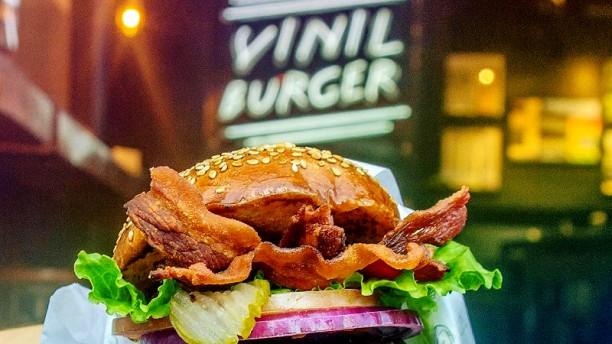 Vinil Burger (Pinheiros) Sugestão