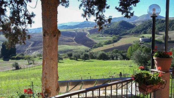 Casale Villa Rainò Il paesaggio
