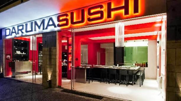Daruma Sushi - EUR Entrata