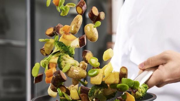 Campanile Le Havre Nord-Montivilliers La poêlée de légumes