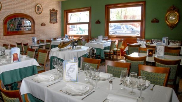 Restaurante cruz blanca san sebasti n de los reyes en for Restaurante italiano san sebastian de los reyes