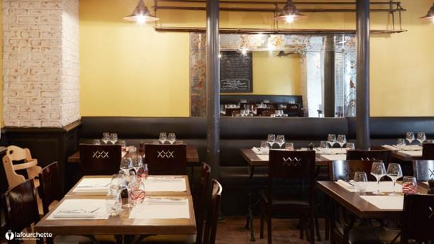 Comme Chez Maman Restaurant Paris