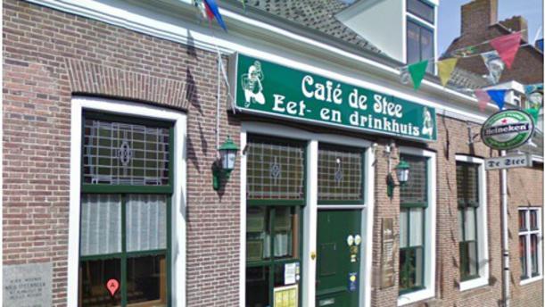 Eetcafe De Stee Voorgevel