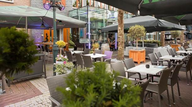 Restaurant de Vijfsprong Eten & Drinken Terras