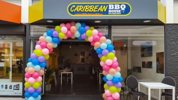 Caribbean BBQ House Ingang