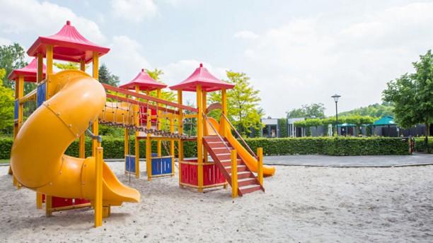 Boscafé Molenvelden Ruime speeltuin voor jong en oud