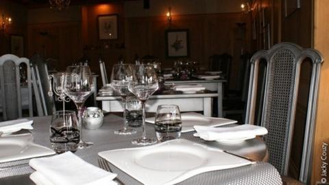 restaurant - La Grassinais - Paramé