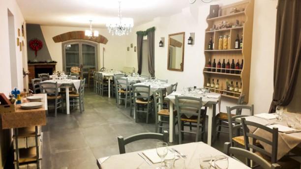 Villa Etra Sala del ristorante