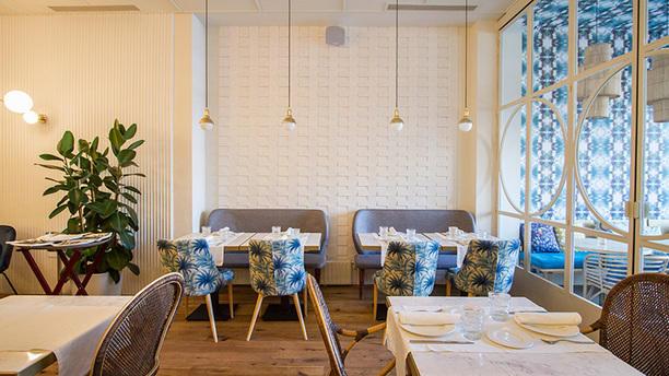 Restaurante sargo madrid en madrid lista barrio salamanca men opiniones precios y reserva - Casa lista madrid ...