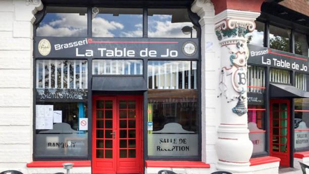 La Table De Jo Salon du restaurant