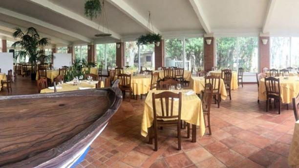 il Peperoncino Sala ristorante