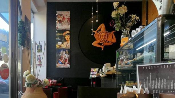 Café Trinacria Interno