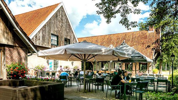 Restaurant De Broeierd (by Fletcher) Terras