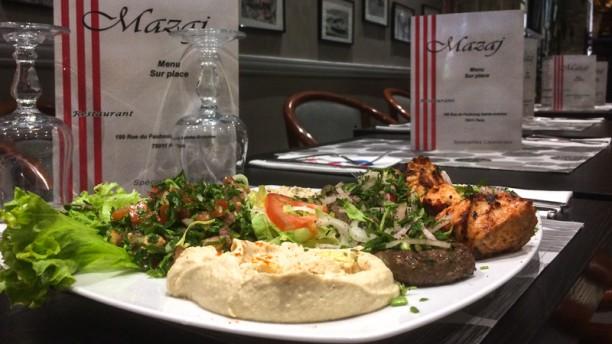 Mazaj In Paris Restaurant Reviews Menu And Prices Thefork