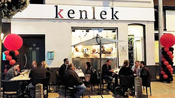 Kenlek Vue de la terrasse