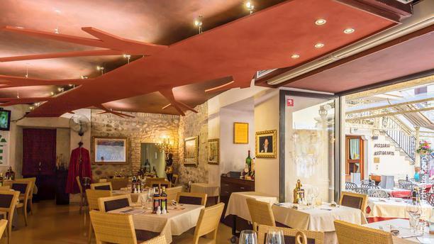 Taverna da Memo dal 1949 Interno
