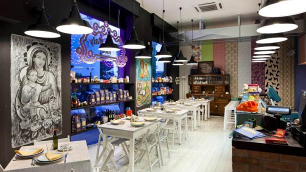 South Italy Food sala