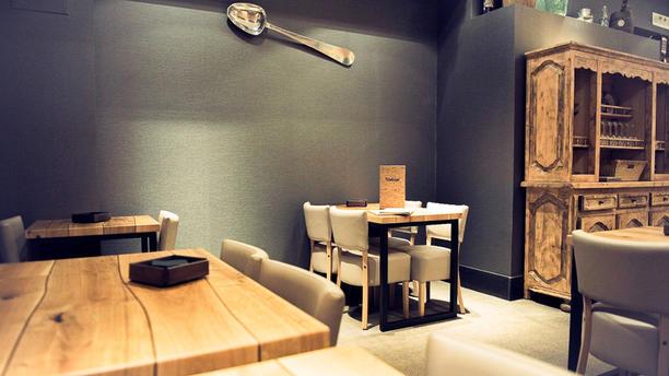Restaurante en pack romantico Bilbao Urdazpi