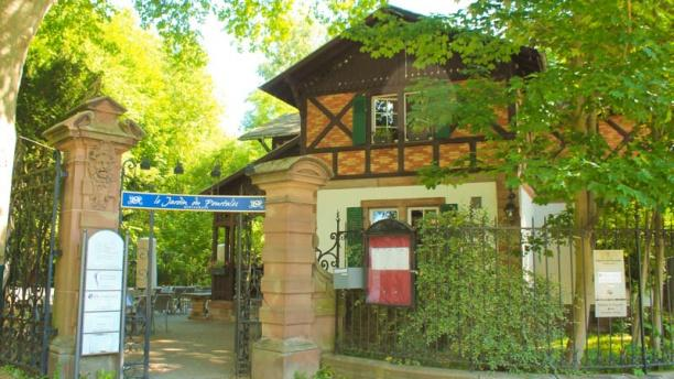 Le jardin du pourtal s restaurant 161 rue m lanie 67000 for Le jardin le havre restaurant