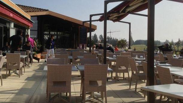 La Brasserie du Golf - Hôtel Mercure La Brasserie du Golf