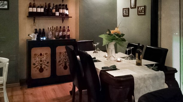 Meridione Bistrot & Restaurant sala