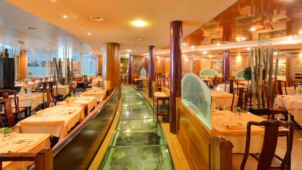 Au Canard Pékinois Salon du restaurant