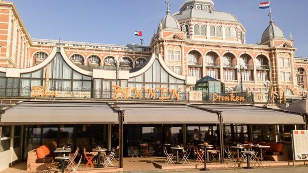 Grand-café Binnen Terras