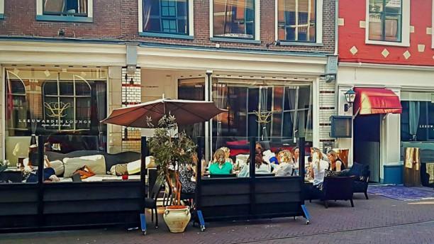 Leeuwarden Lounge Terras