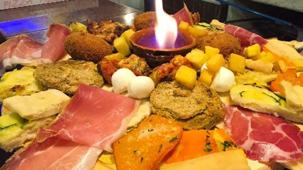 Dal Golosone Nettuno Suggerimento del piatto