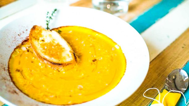Madama Bistrot zuppa