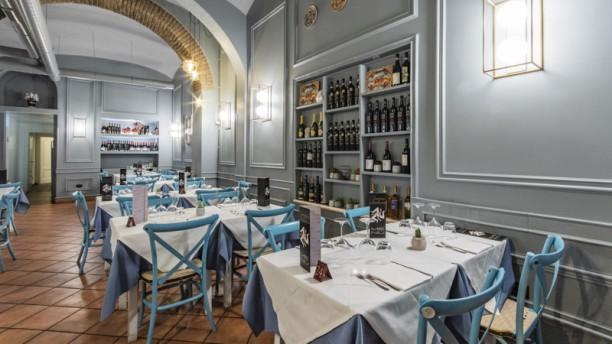 Taverna Siciliana Interno