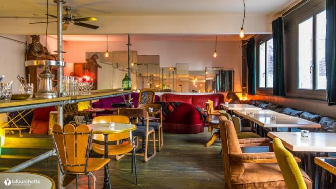 Co - Restaurant - Paris