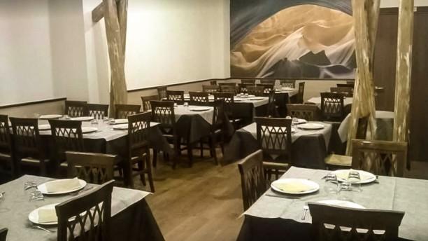 Pizzeria il Capriccio di Bruno Francesco Sala Interna