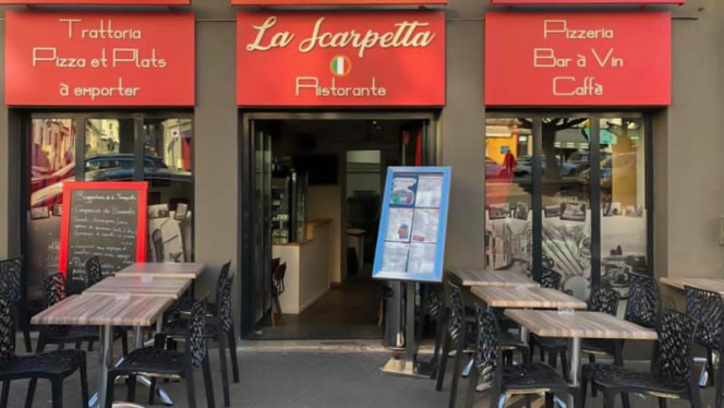 La Scarpetta - Restaurant - Vienne