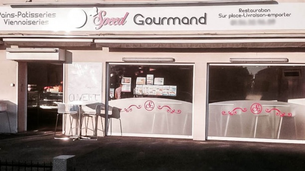 Speed Gourmand Vue devanture
