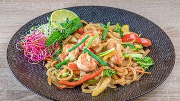 Sushi and Wok Suggestion du Chef