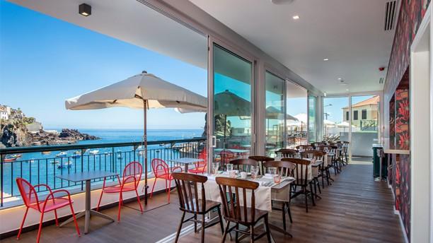 Pier One Restaurant Grill Terrace Esplanada
