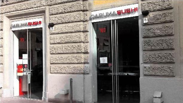 Daruma Sushi - Piazza Bologna Facciata