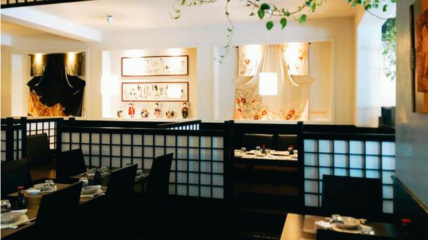 Tomo sushi La sala