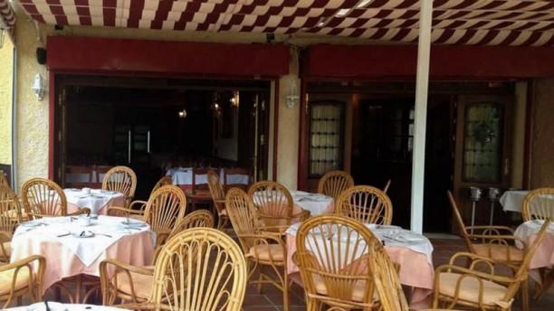 Pizzería Monte Cristo Vista entrada
