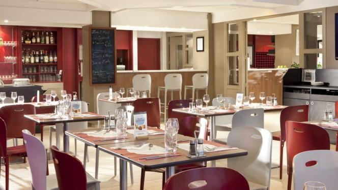 Campanile Lyon Ouest Tassin - Restaurant - Tassin-la-Demi-Lune