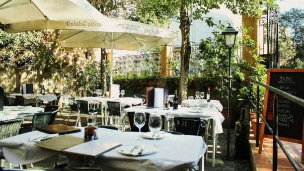 La Cuina d'en Jordi Vista terraza